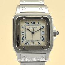 Cartier Acero 29mm Cuarzo 987801 usados