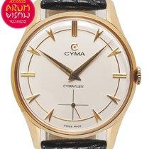 Cyma Oro rosa 37mm Manuale usato