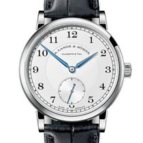 A. Lange & Söhne 235.026 White gold 2018 1815 38.5mm new