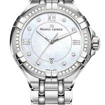 Maurice Lacroix AIKON AI1004-SD502-170-1 MAURICE La Croix madre perla e diamanti nowość