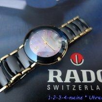 Rado Coupole Midi Damenuhr  Perlmutt/blau