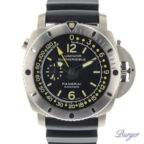 パネライ (Panerai) Luminor Submersible 1950 Depth Gauge