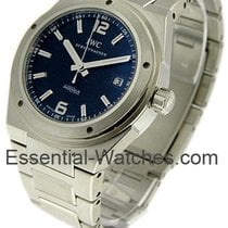 IWC 322701 Ingenieur Automatic - Discontinued Model - Steel on...