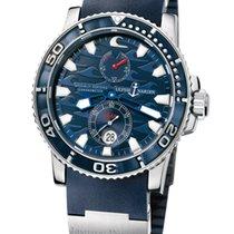 Ulysse Nardin Maxi Marine Diver Chronometer Blue Surf Limited...