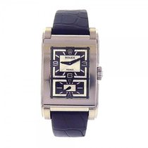 Rolex Cellini Prince 18K White Gold Two Dials Mechanical Men's...