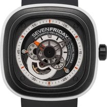 Sevenfriday P3-03 Steel P3-3 47mm new United States of America, Florida, Naples