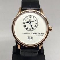 Jaquet-Droz Chronometer 43mm Automatik 2018 neu Weiß