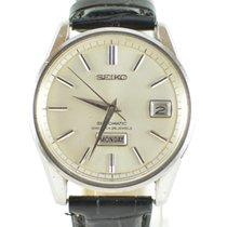 Seiko Seikomatic Automatic Weekdate Day Date Watch 6206-8040