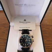 Maurice Lacroix Pontos S Diver With international warranty