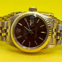 Rolex Datejust 18KT YELLOW GOLD Jubilee Bracelet