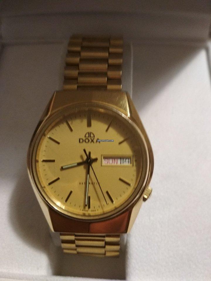 124af9e4b16 Koupě hodinek Doxa