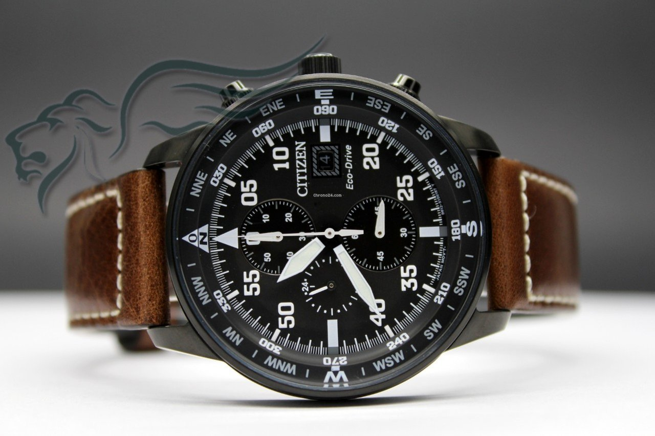 Citizen CA0695-17E Of Collection Crono Aviator Eco-Drive Solore for  228  for sale from a Seller on Chrono24 d232f3298dd7