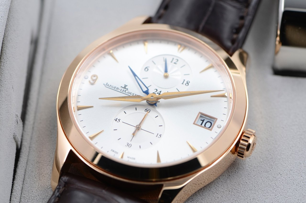 Jaeger-LeCoultre Master Hometime Q1622530 2015 pre-owned