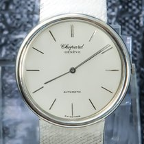 萧邦 Legendary President XL Case Size 37mm  18K White Gold