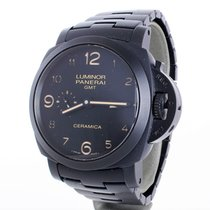 Panerai Luminor 1950 3 Days GMT Automatic Tuttonero Ceramica