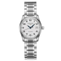 Longines Master Collection Steel 29mm White Arabic numerals