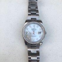 Rolex Aluminum Automatic pre-owned Datejust