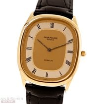 Patek Philippe Golden Ellipse 3771 1982 pre-owned