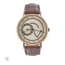 Breguet Rose gold Automatic 36mm pre-owned Classique