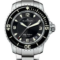 Blancpain Fifty Fathoms 5015-1130-71S 2019 new