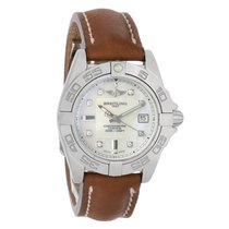 Breitling Galactic 32 Steel 32mm Mother of pearl United States of America, Arizona, Phoenix