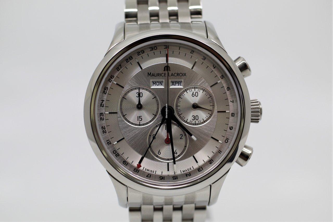 3a7ad38cf45e Relojes Maurice Lacroix - Precios de todos los relojes Maurice Lacroix en  Chrono24