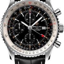 Breitling Navitimer GMT A24322121B2P2 2020 new