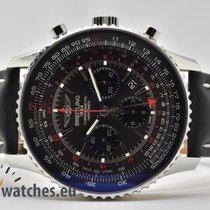 Breitling Navitimer GMT Stahl 48mm Grau Keine Ziffern Deutschland, Iffezheim