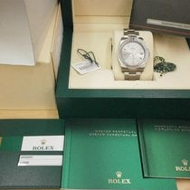 Rolex Steel 40mm Automatic 116000 new