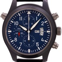 IWC Pilot Chronograph Top Gun Ceramic 46mm Blue United States of America, California, West Hollywood