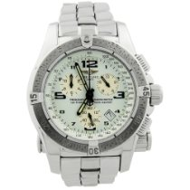 Breitling Emergency Steel 43mm White Arabic numerals United States of America, California, Fullerton