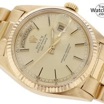 Rolex Day-Date 36 36mm Silver No numerals United States of America, Florida, Sunny Isles Beach