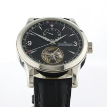 Jaeger-LeCoultre Master Grand Tourbillon Platino 43mm