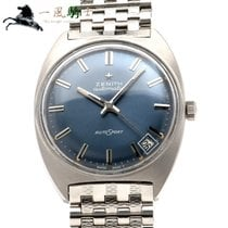 Zenith Steel 33mm Automatic pre-owned