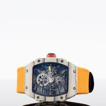 Richard Mille Carbon Manual winding 595071 pre-owned