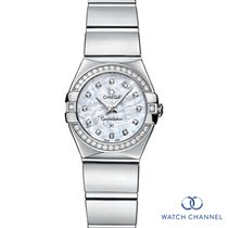 Omega Constellation Quartz Steel 27mm Mother of pearl South Africa, Johannesburg