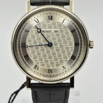 Breguet Classique White gold 41mm Silver Roman numerals United States of America, Texas, Houston