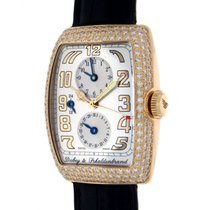 Dubey & Schaldenbrand Rose gold 33mm Automatic 609 pre-owned