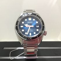 Seiko SPB077J1 Steel 2019 Prospex 44mm new