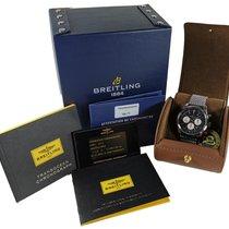 Breitling Transocean Chronograph Stahl 43mm Schwarz Deutschland, München - Gauting