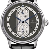 Jaquet-Droz Astrale j008334201 New White gold 43mm Automatic United States of America, New York, Airmont