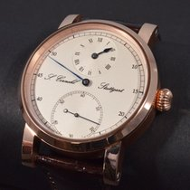 Cornehl Rose gold 42mm Manual winding SC103-REG-02-RG new
