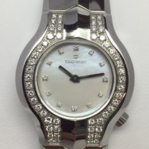 TAG Heuer Alter Ego 66 Diamonds, 0.89 carat NEW