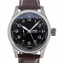 Oris Big Crown Small Second 44 Pointer Day
