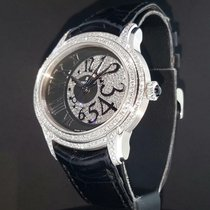Audemars Piguet Millenary Ladies 39.5mm Black Roman numerals