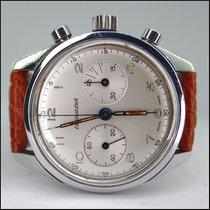 Excelsior Park Chronograph Handaufzug Stahl 50's