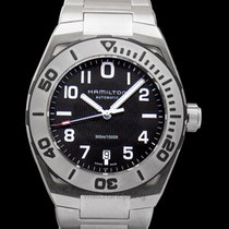 Hamilton Khaki Navy Sub H78615135 new
