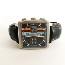 TAG Heuer Monaco  Calibre 12 Gulf Limited Edition /4000