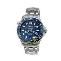 Omega Seamaster Diver 300 M 210.30.42.20.03.001 OMEGA Seamaster Diver300M Blu/Acciaio new