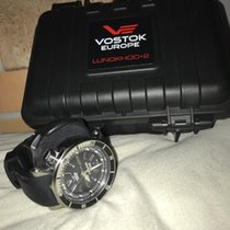 Vostok Steel 49mm Automatic H3/t25 pre-owned